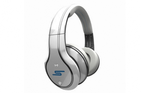 SYNC by 50 Cent White ( Branco ) Headphones
