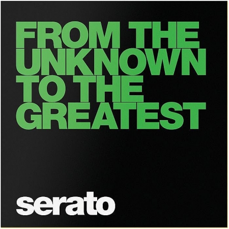 Serato Performance Series From The Unknown To The Greatest 12