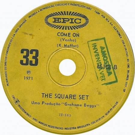The Square Set - That s What I Want