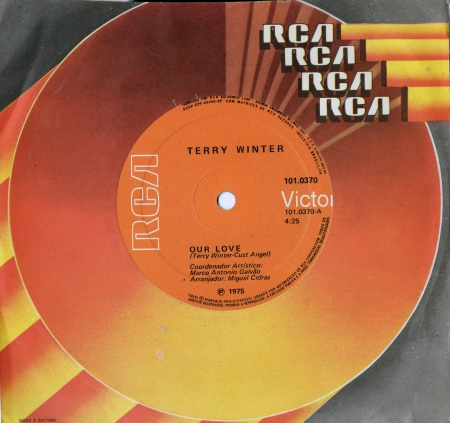 Terry Winter - Our Love