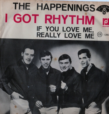 The Happenings - I Got Rhythm