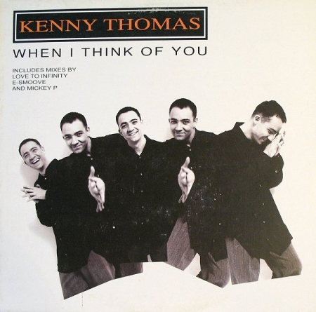 Kenny Thomas ‎– When I Think Of You