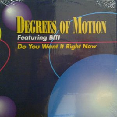 More Images  Degrees Of Motion Featuring Biti - Do You Want It Right Now