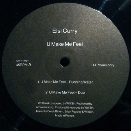 Elsi Curry - U Make Me Feel
