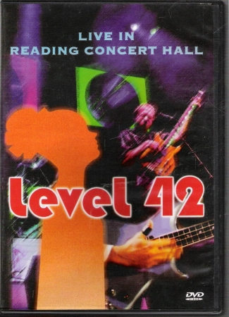 Level 42 - Live In Reading Concert Hall