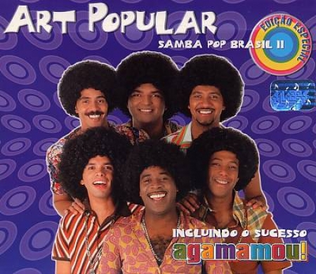 Art Popular - Samba Pop Brasil II