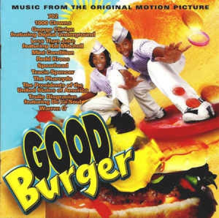Good Burger (Music From The Original Motion Picture) - Various