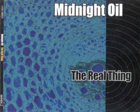 Midnight Oil - The Real Thing