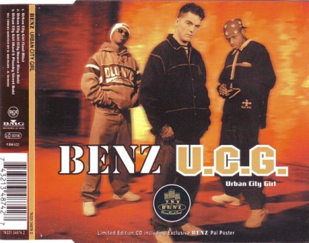Benz - Urban City Girl