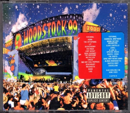 Woodstock 99 - Various