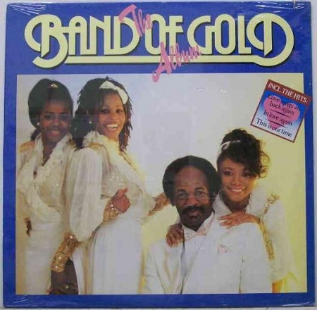 Band Of Gold - The Album
