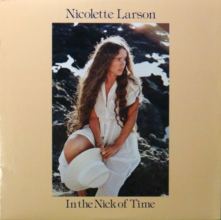 Nicolette Larson - In The Nick Of Time