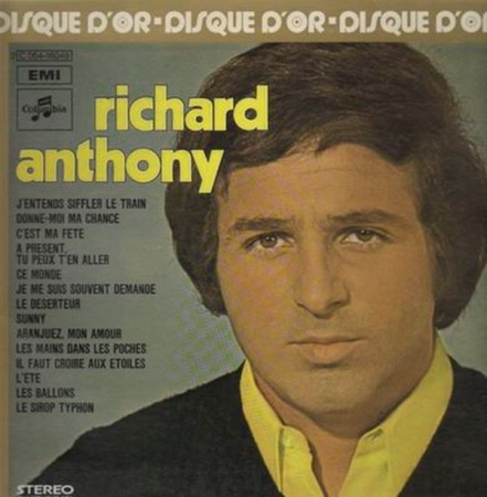 Richard Anthony - Disque D'Or