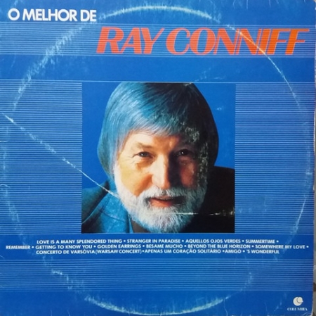 Ray Conniff ‎– O Melhor de Ray Conniff