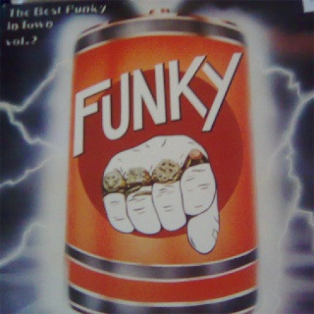 The Best Funk In Town - Vol. 2 Various