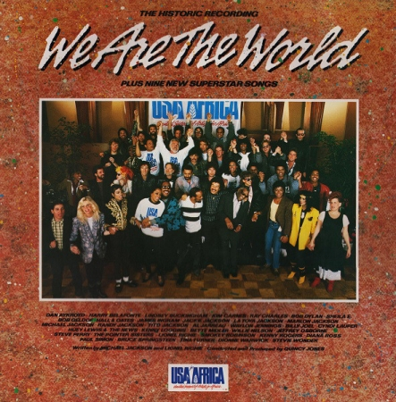 Various - We Are The World