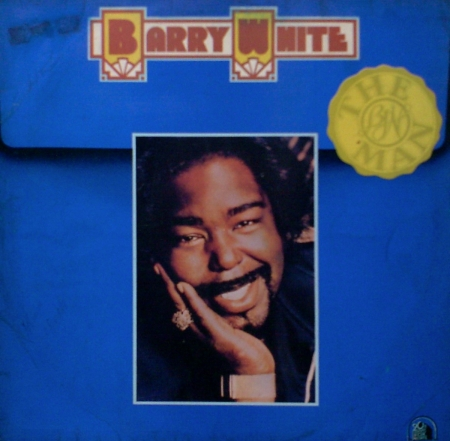 Barry White ‎– Barry White The Man