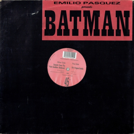Emilio Pasquez  Sounds From The Pink Sandbox (Batman)