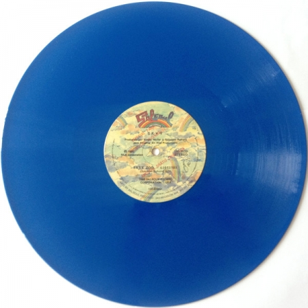 Skyy  Sky Zoo / High (VINIL AZUL)