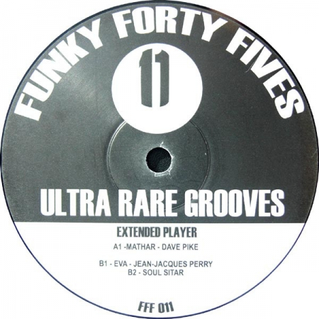 Various - Ultra Rare Grooves Vol. 11