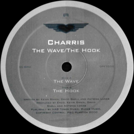 Charris - The Wave / The Hook