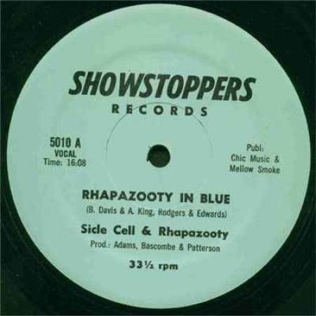 Sicle Cell & Rhapazooty - Rhapazooty In Blue