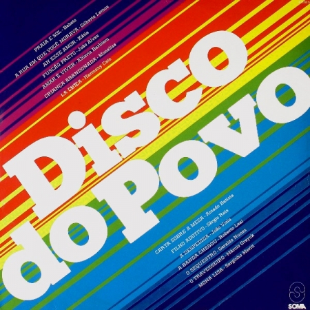 Various - Disco Do Povo