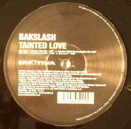 Bakslash - Tainted Love
