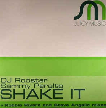 DJ Rooster & Sammy Peralta - Shake It