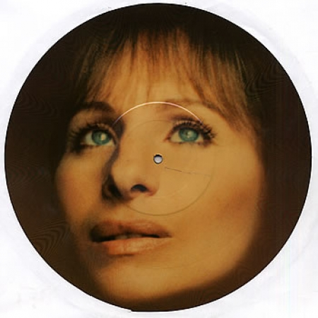 Barbra Streisand - The Way He Makes Me Feel (PICTURE DISC)