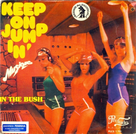 Musique - Keep On Jumpin' / In The Bush