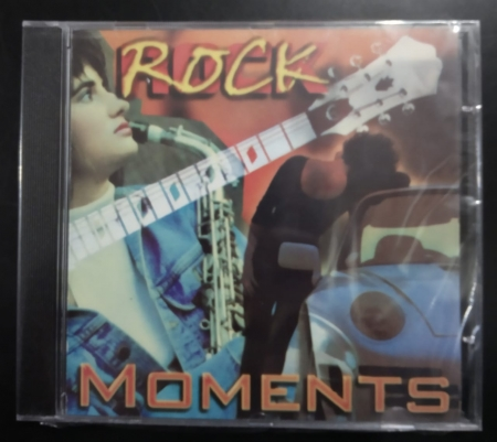 Various - Rock Moments