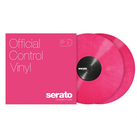 TIME CODE SERATO - PINK 12