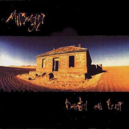 Midnight Oil ‎– Diesel And Dust