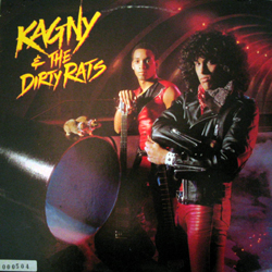 Kagny & The Dirty Rats'' - Kagny & The Dirty Rats''