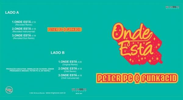 PETER PC & FUNKACID - ONDE ESTÃO