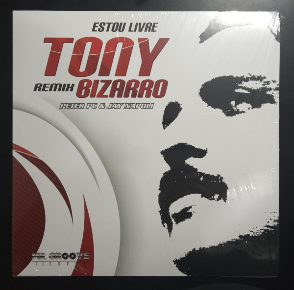 Tony Bizarro - Estou Livre (Remix)